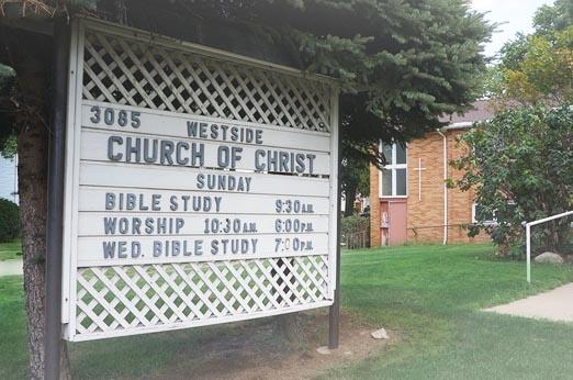 Westside Church of Christ - 3085 Warren Rd, Cleveland